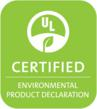 UL Certified EPD Logo